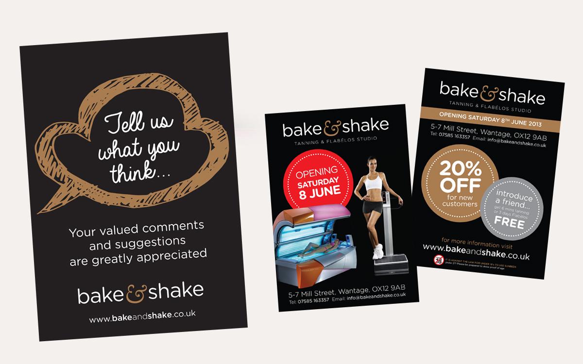 Bake & Shake -