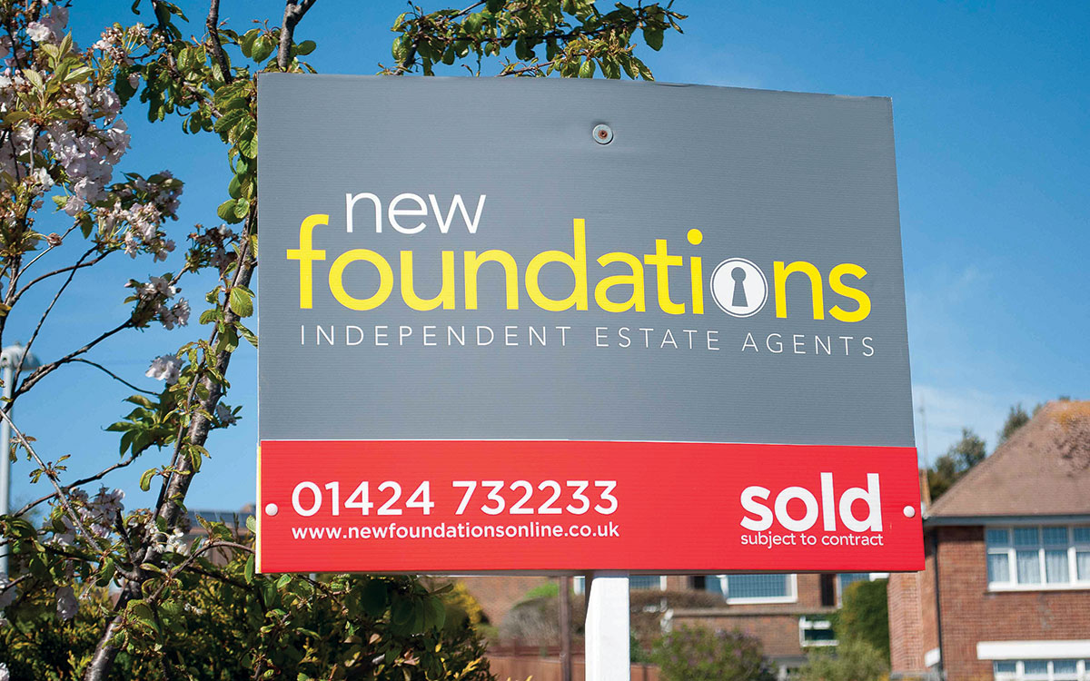 New Foundations   Estate Agents -